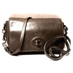 ☆1 Hr ONLY☆Coach Bleecker Penny Flap Leather Xbody